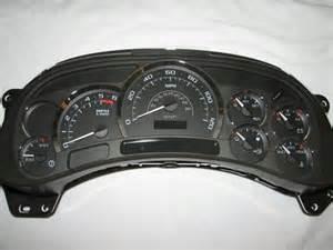 Silverado Escalade gauge cluster for sale - LS1TECH