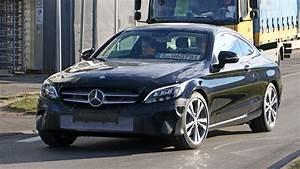 Mercedes Classe C Restylée 2018 : 2018 mercedes benz c class coupe pictures photos wallpapers top speed ~ Maxctalentgroup.com Avis de Voitures
