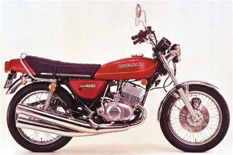 Kh Kawasaki by Kawasaki Kh 400