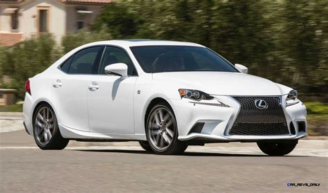 Lexus Is200t Horsepower by 2016 Lexus Is200t And Is300 Awd Join Refreshed Range With