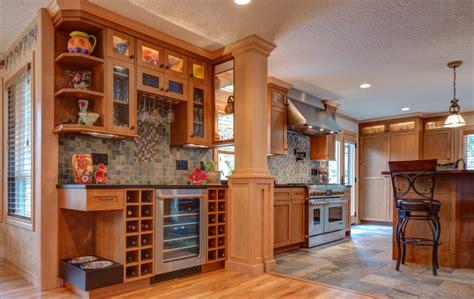 traditional kitchen remodel  portland oregon
