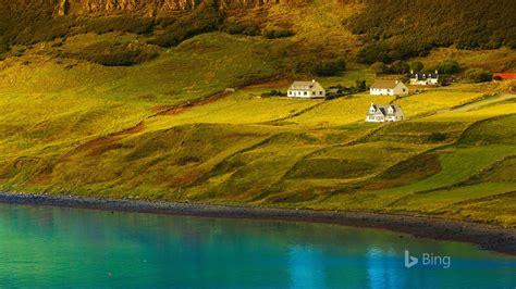 scotland uig isle  skye  bing wallpaper preview