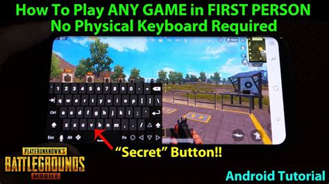 physical keyboard required   play fpp