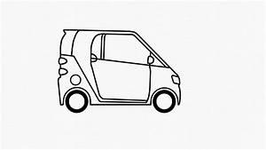 Kyoodoz  Let U0026 39 S Draw A Smart Car