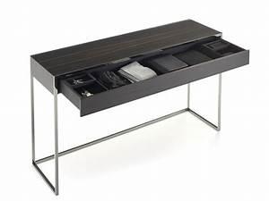 Console Avec Tiroir : table console tiroir ~ Teatrodelosmanantiales.com Idées de Décoration