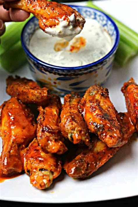 fryer air wings recipes buffalo keto chicken recipe dr easy curry thai must try princesspinkygirl ghost eats princess healthy tailgate