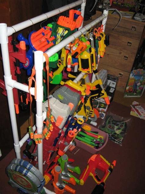 nerf gun rack nerf gun rack idea 1 those darn