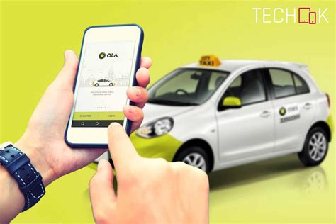 How To Book Ola Cab Ride In Advance For Later Date