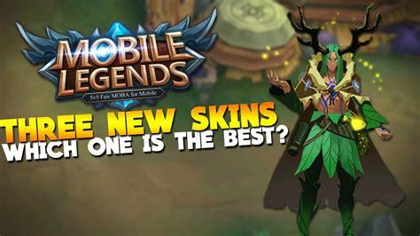 New Estes Skin! Mobile Legends (i Love It!)