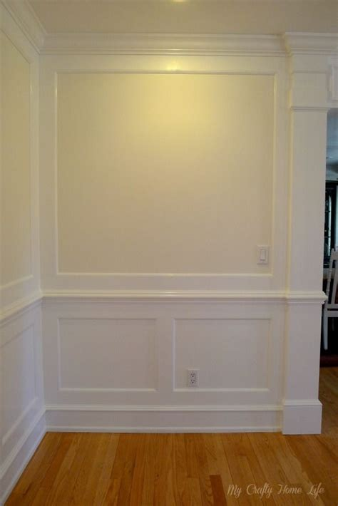Best Adhesive For Wainscoting by 25 Best Ideas About Trim Work On