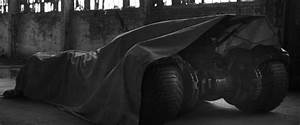 'Batman Vs. Superman' Batmobile Revealed - GAMBIT