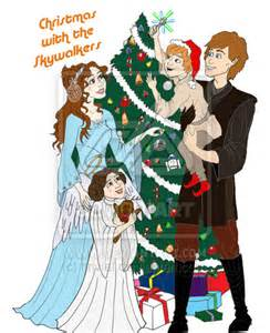 Christmas with the Skywalker's