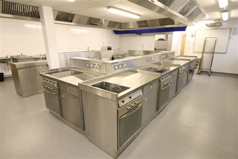 Commercial Kitchen And Oven Installation For Training And