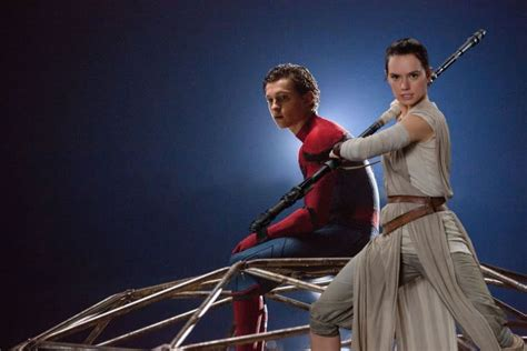 The Dream Pairing of Tom Holland and Daisy Ridley Is Set ...