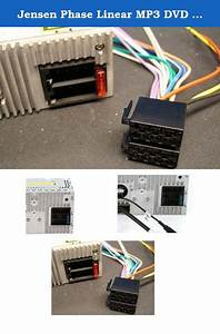 Jensen Radio Wiring Harness