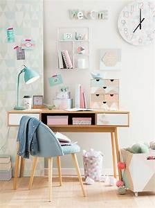 Idees deco pour une chambre ado fille design et moderne for Deco chambre ado fille design