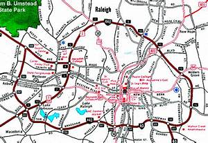 A&H Web Site - Raleigh Map