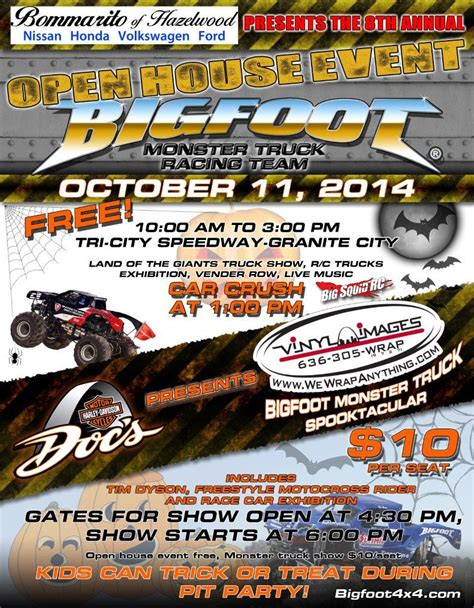 monster truck show near me everybody s scalin for the weekend doggin a s d