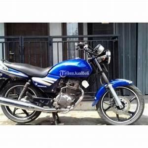 Motor Honda Mega Pro Second Tahun 2005 Warna Biru