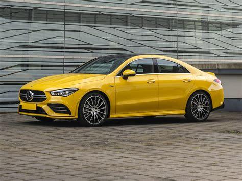 Customize your 2021 cla 250 coupe. 2020 Mercedes-Benz AMG CLA 35 MPG, Price, Reviews & Photos ...