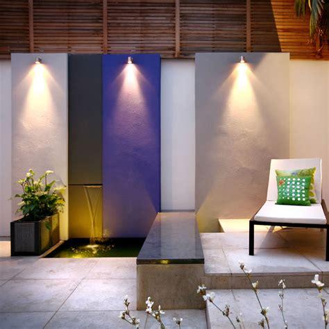 wall ip downlight garden exterior cullen