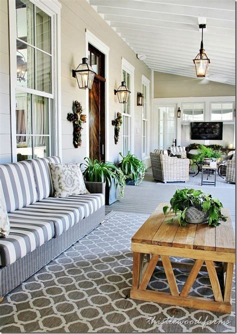 Plantation House Plans With Wrap Around Porch by 20 Decorating Ideas From The Southern Living Idea House