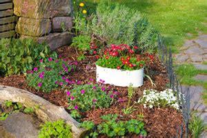 blumenbeet anlegen pflanzplan und tipps zum gestalten