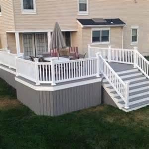 25 best ideas about deck skirting on deck front deck and diy decks ideas