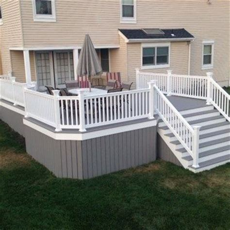 Diy Deck Skirting Ideas by 25 Best Ideas About Deck Skirting On Deck