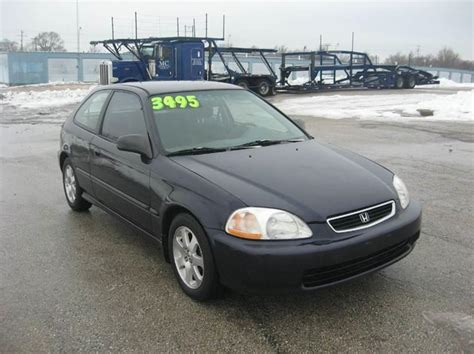 1997 Honda Civic Hatchback For Sale 18 Used Cars From $1,438