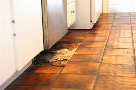 simple diy temporary kitchen floors simply organized
