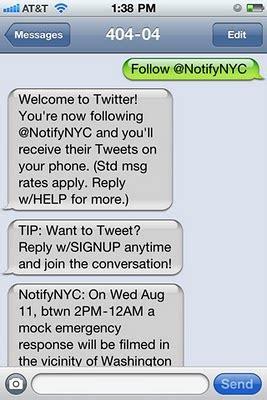 usa suivre une personne sur twitter sans avoir de compte