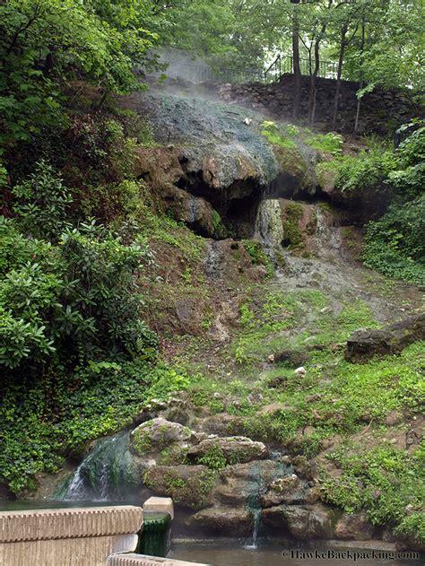 hot springs national park hawkebackpackingcom