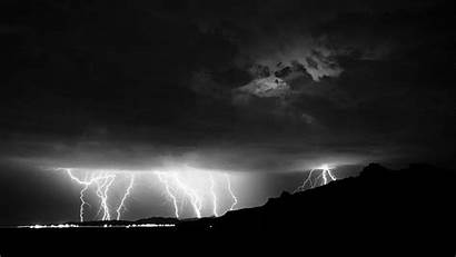 Lightning Storm Wallpapers Background Cave