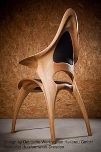 Stuhl Aus Holz : massivholz stuhl holzformwerk dresden ~ Markanthonyermac.com Haus und Dekorationen