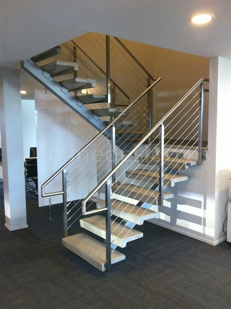 Cable Balcony Railing by Dealership Wa Modern Stainless Steel Cable And Glass