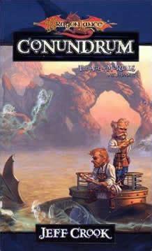 conundrum dragonlance  wikipedia