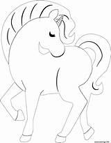 Rainbow Coloring Colorear Licorne Unicorn Unicornios Dibujos Coloriage Colorare Unicorno Arcobaleno Disegni Unicornio Dessin Disegno Arcoiris Pintar Printable Stampare Dibujo sketch template