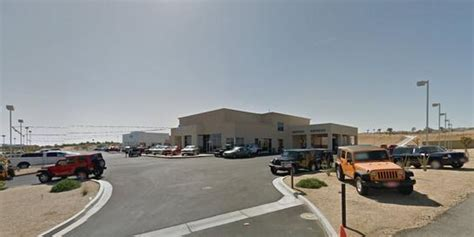 yucca valley chrysler center car dealership  yucca