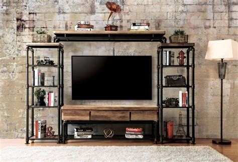 Kerbyll Industrial Style Antique Black