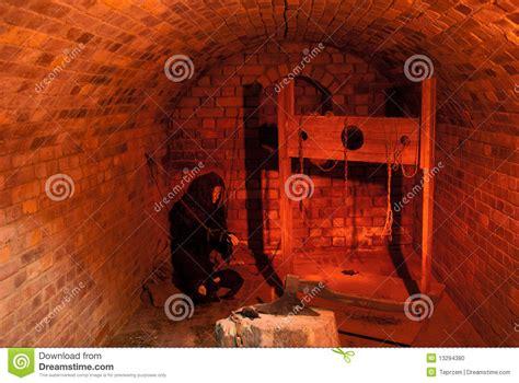 chambre des tortures chambre de photo stock image 13294380