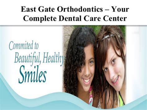 east gate orthodontics  complete dental care center