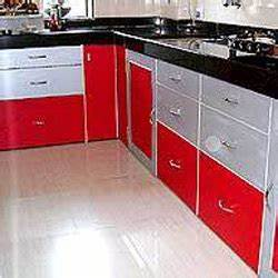Modular kitchen small size house furniture for Kitchen cabinet trends 2018 combined with modular arts wall panels