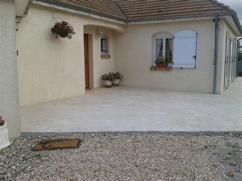 carrelage ext 233 rieur terrasse all 233 e et trottoir