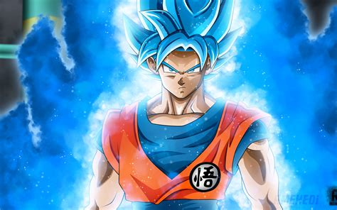 wallpaper goku dragon ball super anime  popular
