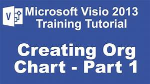 Microsoft Visio 2013 Training Tutorial