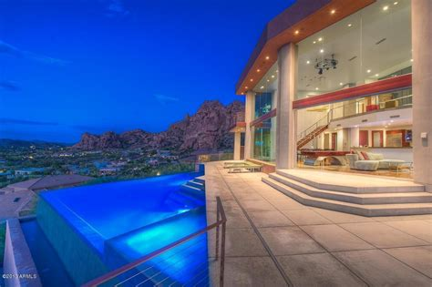 Luxury Life Styles Of The Rich And Famous In Scottsdale