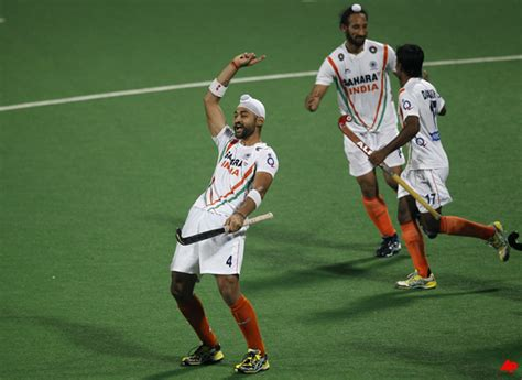 India Beat France 6-2 in Men's Olympic Hockey Qualifier ...