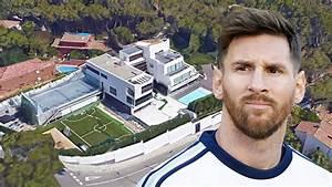 Maison De Lionel Messi : lionel messi 39 s house in barcelona inside outside design 2017 new youtube ~ Melissatoandfro.com Idées de Décoration