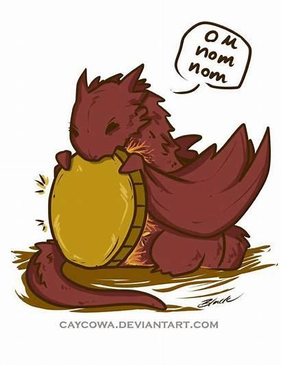 Hobbit Google Pillow Chibi Smaug Dragon Zeichnungen